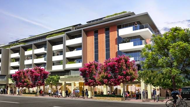 Higher Density Development in Unley