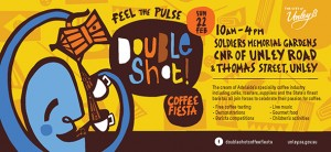 Double Shot coffee 2015