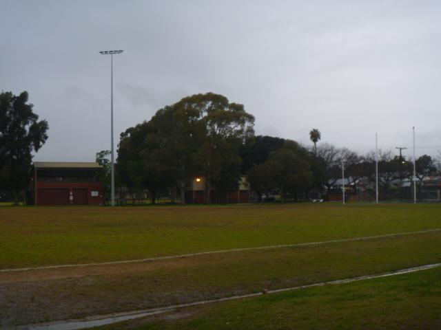 Goodwood Oval South East Light Tower