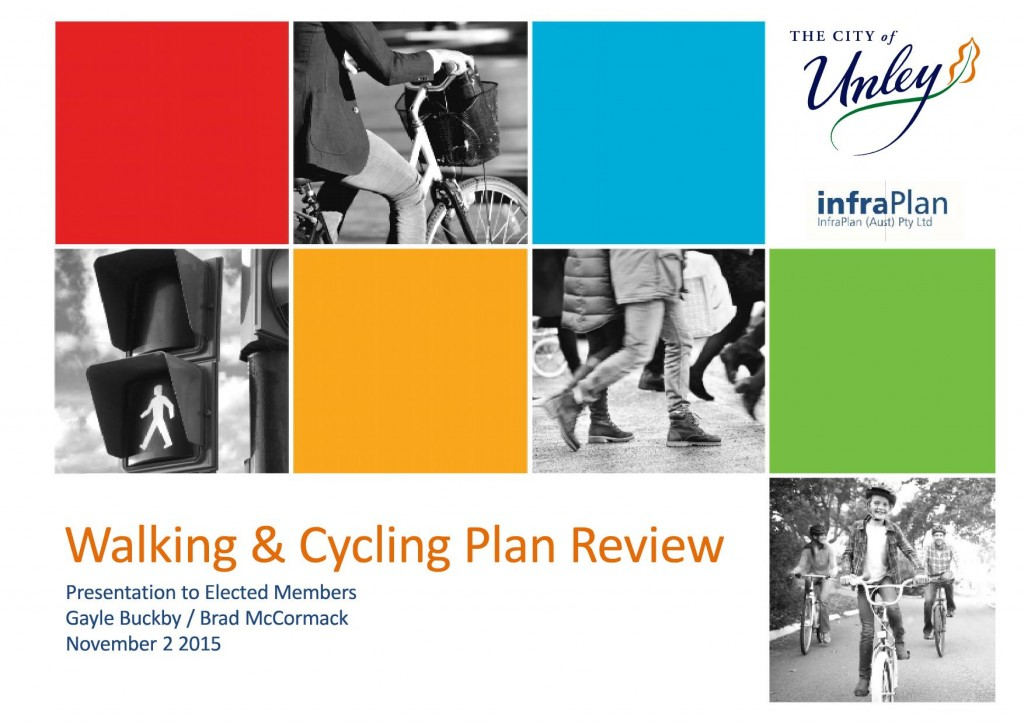 Bike and Ped Plan Review EM Briefing 2 November