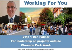 Projects Outside Clarence Park