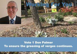 Planting Verges