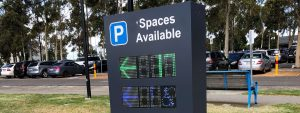City of Casey Smart Sign provides improved parking