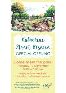Katherine Street Reserve