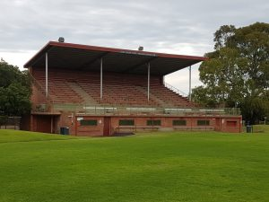 Goodwood Oval Grandstand