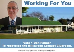 Millswood Croquet Clubroom Redevelopment