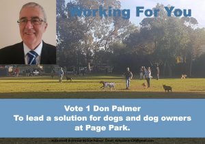 Page Park Dogs