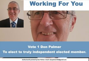 Indpendent Candidate