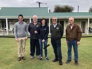 Millswood Croquet Club Grant Announcement