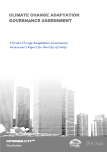 Climate Change Adaptation Report